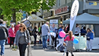 Markt in Aktion am 06.05.2017